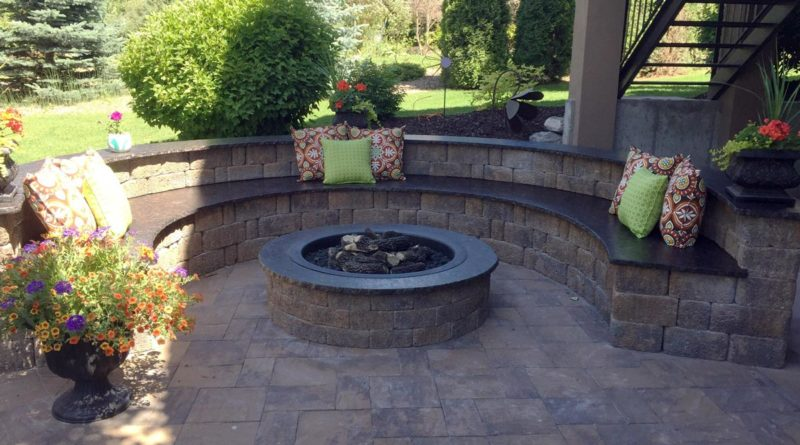 Pavers Fire Pits Creative Design Landscaping Southeast ID New Backyard Design Landscaping Creative