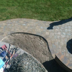 Using pavers for landscaping