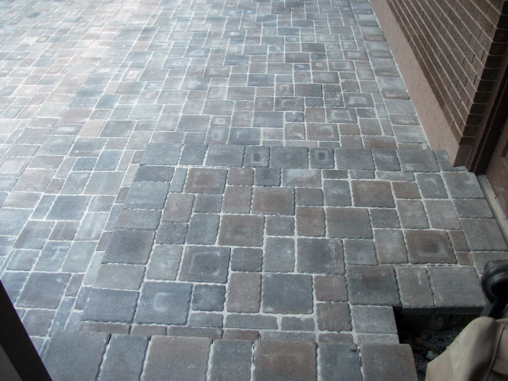 Textured Pavers