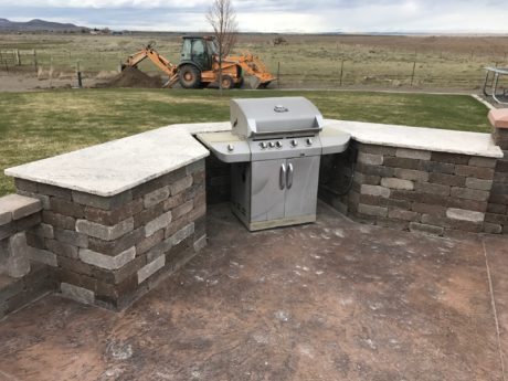 grill for outdoor kitchens